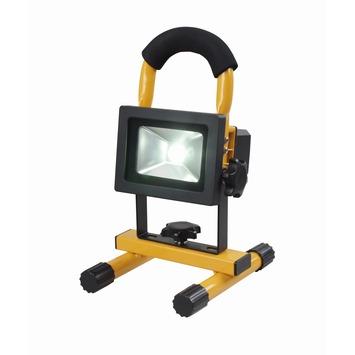 Lampe de travail LED sur pied Profile 10 W 600 lumens rechargeable