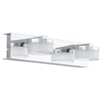 Applique Romendo Eglo Batholino avec ampoule LED  2x4,5 W 960 lumens nickel