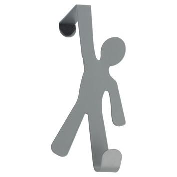 Wenko haak deur boy 4 cm grijs
