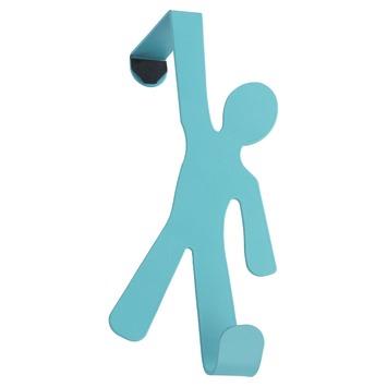 Wenko haak deur boy 4 cm blauw