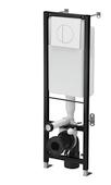 Lafiness inbouwreservoir D750 3/6l wit