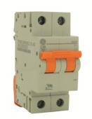Disjoncteur modulaire Vynckier 2 pôles 40A