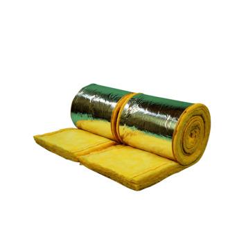 Isover Rollisol glaswol spijkerflensdeken  18cm 3.6m2 R= 4.5  2x400x45cm  (enkel in de webshop te koop)