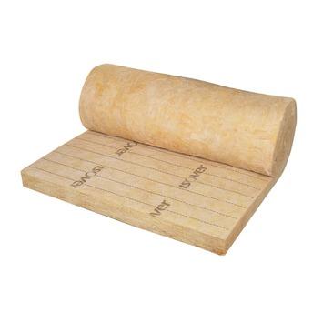 Rouleau de laine de verre Isover Isoconfort 35 14x340x120 cm 4,08 m² Rd=4 (uniquement en vente au webshop)