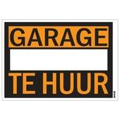 Pickup affiche 25x35 garage te huur
