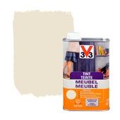 V33 tint meubel deco zijdeglans wit 500 ml