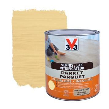Vitrificateur extrème protection V33 mat 2,5 L incolore