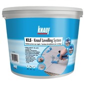 Ensemble de nivellage pour carrelage Knauf KLS