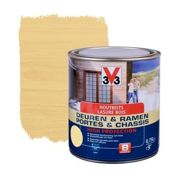 V33 Ramen & Deuren High Protection beits zijdeglans kleurloos 750 ml
