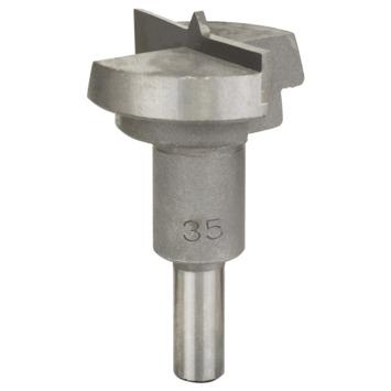 Bosch Scharniergatboor hard metaal 35 x 56 mm, d 8 mm 1st