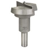 Mèche pour charnières invisibles en carbure 35 x 56 mm, d 8 mm 1pc