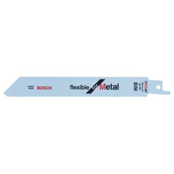 Bosch Professional reciprozaagblad s 922 af flexible for metal 2st