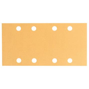 Bosch Vlakschuurpapier 93x186 C470, Best for Wood+Paint K180 10st