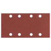 Papier abrasif Bosch Professional Expert 93x185 mm assorti 10 pièces
