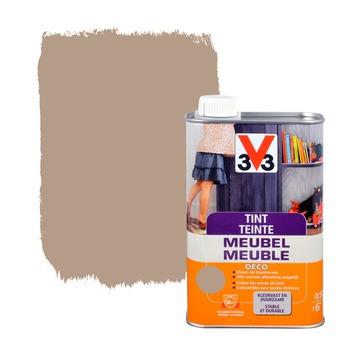V33 tint meubel deco zijdeglans licht grijs 500 ml