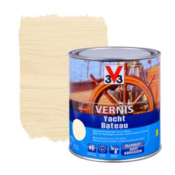 V33 jachtvernis hoogglans kleurloos 750 ml