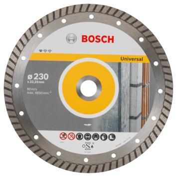 Disque à tronçonner diamanté Standard for Universal Turbo 230 x 22,23 x 2,5 x 10 mm 1pc