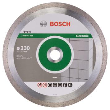 Bosch Professional diamantdoorslijpschijf best for ceramic 230 x 22,23 x 2,4 x 10 mm 1st