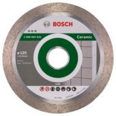Disque à tronçonner diamanté Bosch Professional Best for Ceramic 125 x 22,23 x 1,8 x 10 mm 1pc