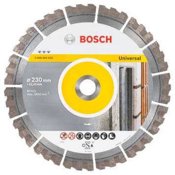 Bosch Professional diamantzaagblad 230 mm metaal