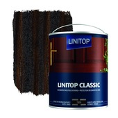 Linitop Classic houtbescherming halfglans palissander 2,5 L