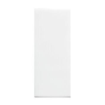 Wandtegel Solaris Mat Wit 20x50 cm 1,5 m²