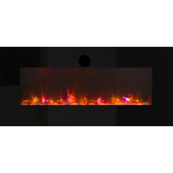 Foyer d'ambiance électrique Dublin Livin' flame