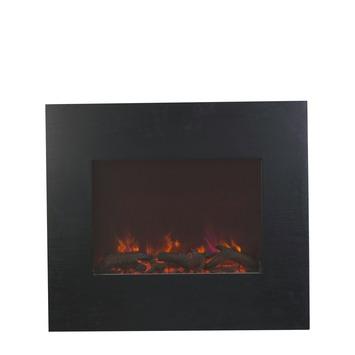 Foyer d'ambiance électrique Leeds Livin' flame