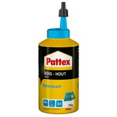Pattex houtlijm waterproof 750 g