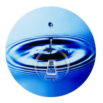 Wenko Staticloc haak waterdruppel