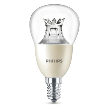 Philips LED kogellamp E14 8 W = 60 W dimbaar