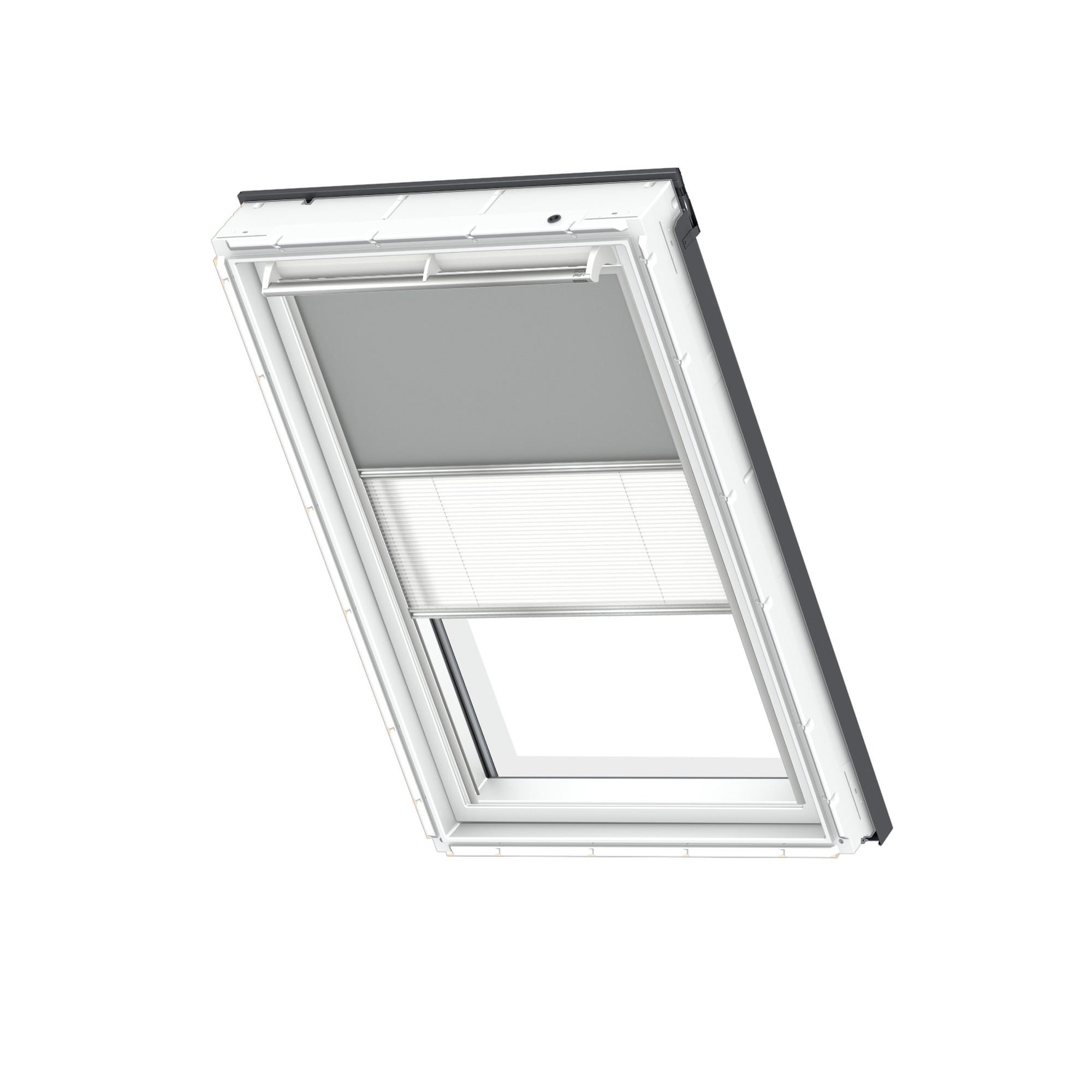 store velux s06 store occultant velux bleu dsl s s with. Black Bedroom Furniture Sets. Home Design Ideas