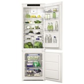 Combiné réfrigérateur-congélateur ZBB28475SA Zanussi 178 cm 200 + 75 L