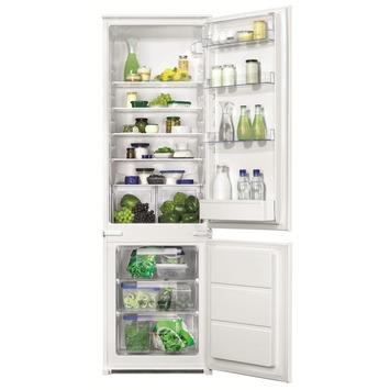 Combiné réfrigérateur-congélateur ZBB28460SA Zanussi 178 cm 202 + 75 L