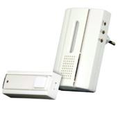 Sonnette plug-in avec bouton sans fil ACDB-7000AC Trust Smarthome