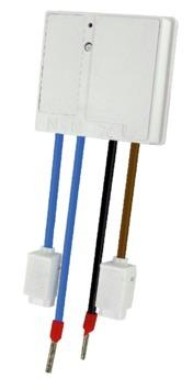 Trust Smarthome AWS-3500 mini inbouwschakelaar voor achter stopcontact max. 3500 W