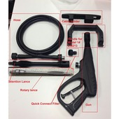 Jeu d'accessoires pour nettoyeur à haute pression GAMMA HDR 110 bar