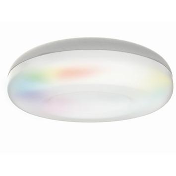 iDual Daphnis plafondspot met geïntegreerde LED 16 W 1015 lumen IP44 aluminium incl. afstandsbediening