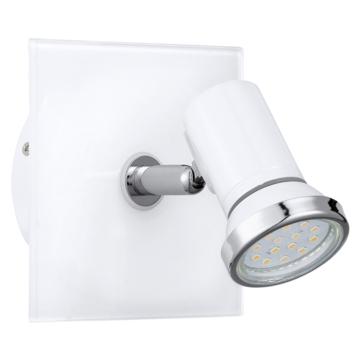 Applique Tamara Eglo Batholino avec ampoule LED GU10 3,3 W blanc