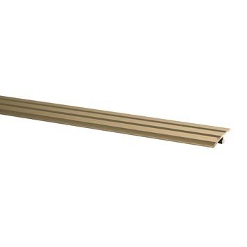 Overgangsprofiel brons 34 mm 93 cm