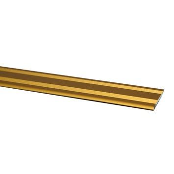 Overgangsprofiel zelfklevend goud 38 mm 93 cm