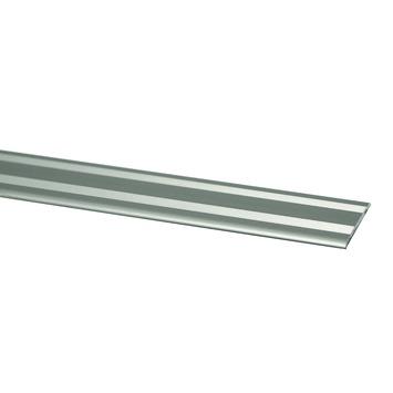 Barre de seuil adhésive aluminium  38 mm 93 cm