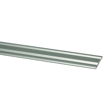 Overgangsprofiel zelfklevend aluminium 38 mm 93 cm