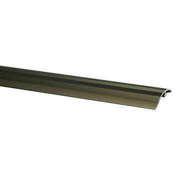 Barre de seuil bronze  41 mm 93 cm