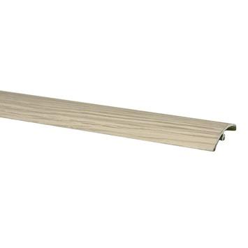 Barre de seuil gris clair 41 mm 93 cm