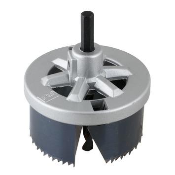 GAMMA gatenzaagset alu 3x60,67 74 mm