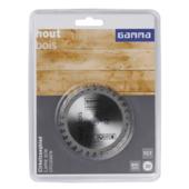 GAMMA cirkelzaagblad 85x1,4x10 mm 30T