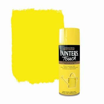 Rust-Oleum Painter's Touch spuitlak hoogglans zongeel 400 ml