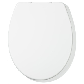 Abattant WC Riga thermoplastique blanc Soft-close
