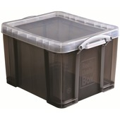 Really Useful Boxes opbergdoos smoke 35 l